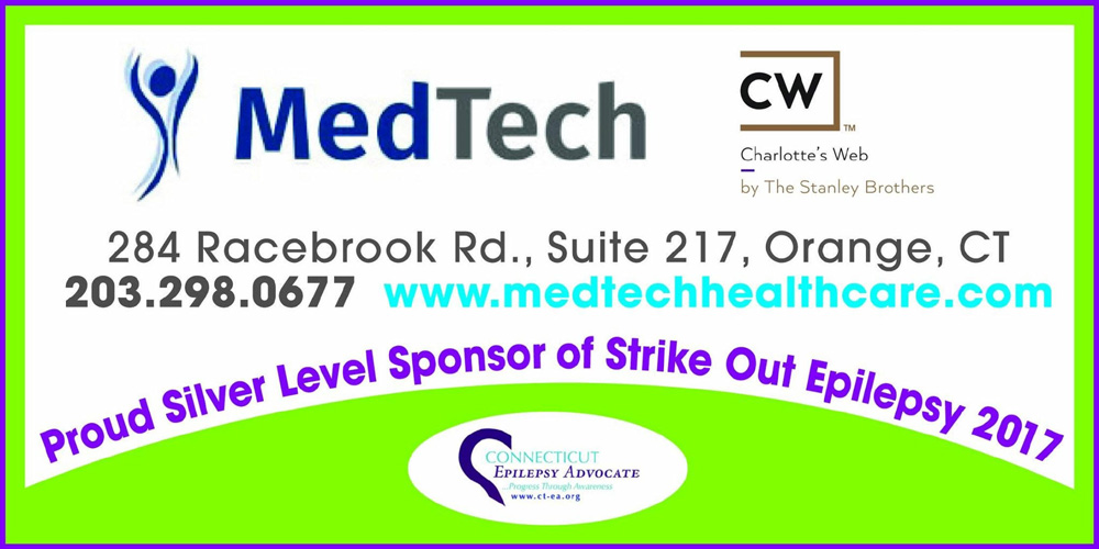 MedTech Proud Sponsor of Strike Out Epilepsy 2017