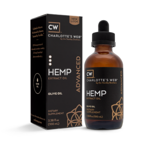 Charlotte's Web Everyday Advanced Hemp Oil – Olive Oil 100ml