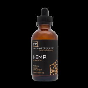 Charlotte's Web Hemp Oil – Olive Oil 100 ml