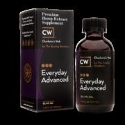 Charlotte's Web Everyday Advanced Hemp Oil – Olive Oil 100 ml