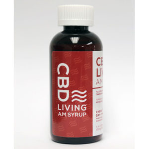 CBD Living A.M. Day Syrup