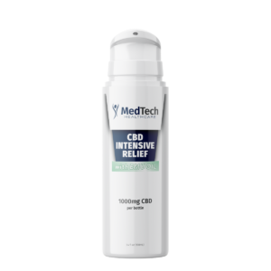 Intensive Relief Rub with Emu Oil and 1,000mg CBD