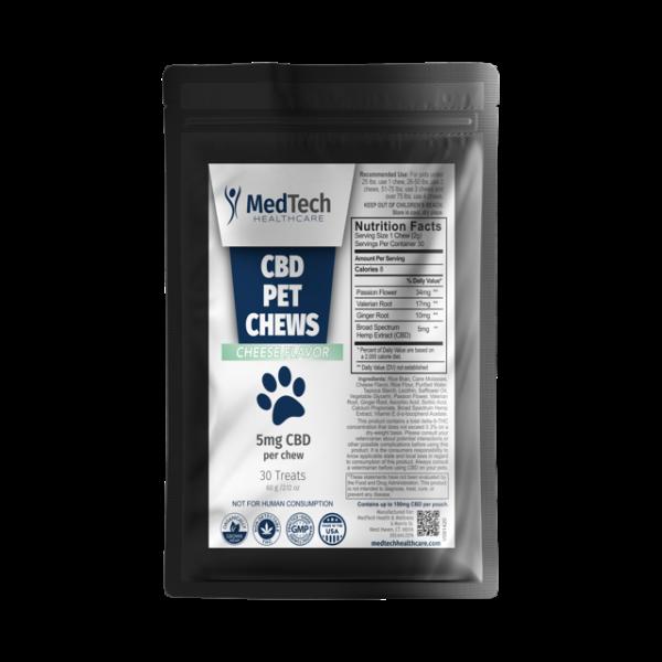 MedTech CBD Pet Chews