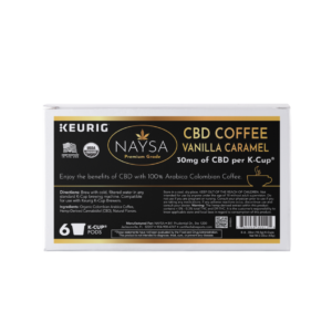 NAYSA CBD Coffee 30MG